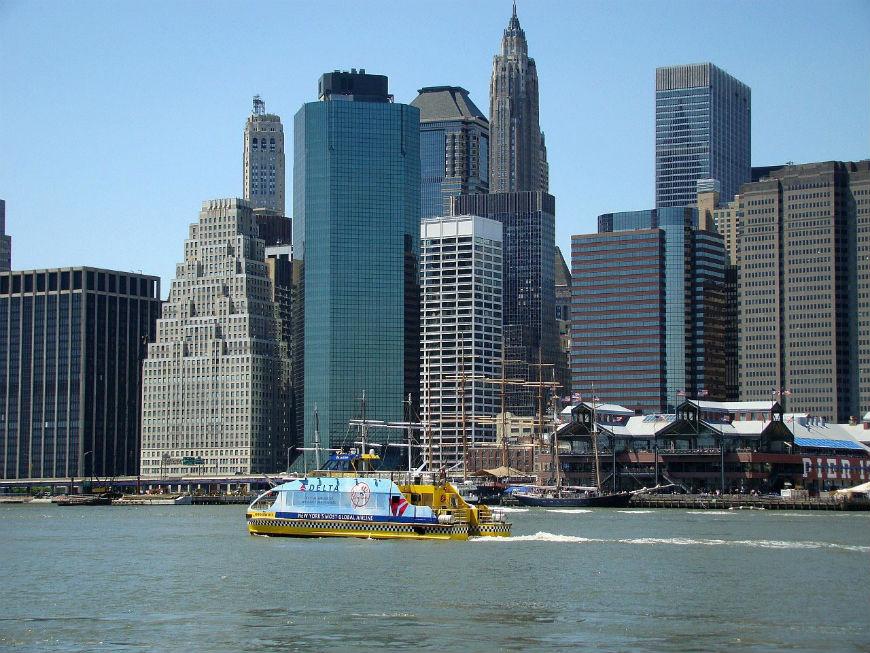 Taksi transfer na vodi u Sidneju